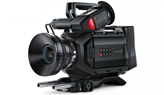 NAB 2015 Announcement: The Blackmagic URSA Mini