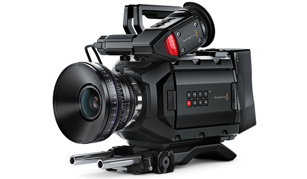 Blackmagic URSA Mini Cover image