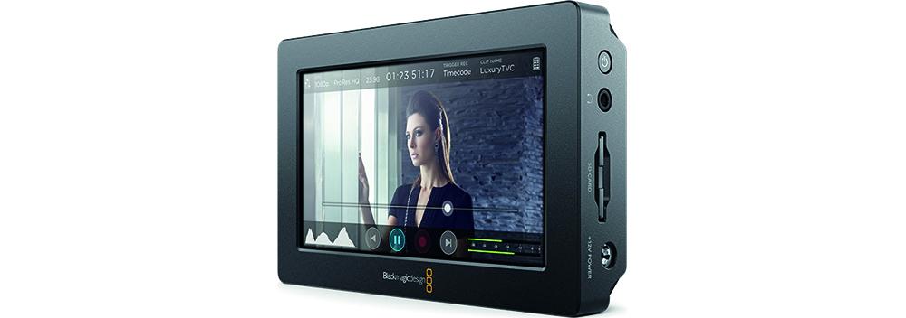 Blackmagic Video Assist Product Shot