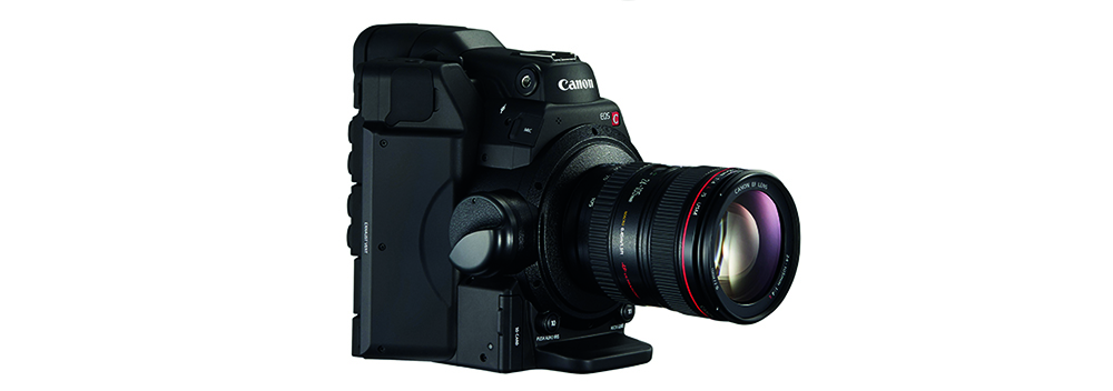 C300 Mark II Product Shot