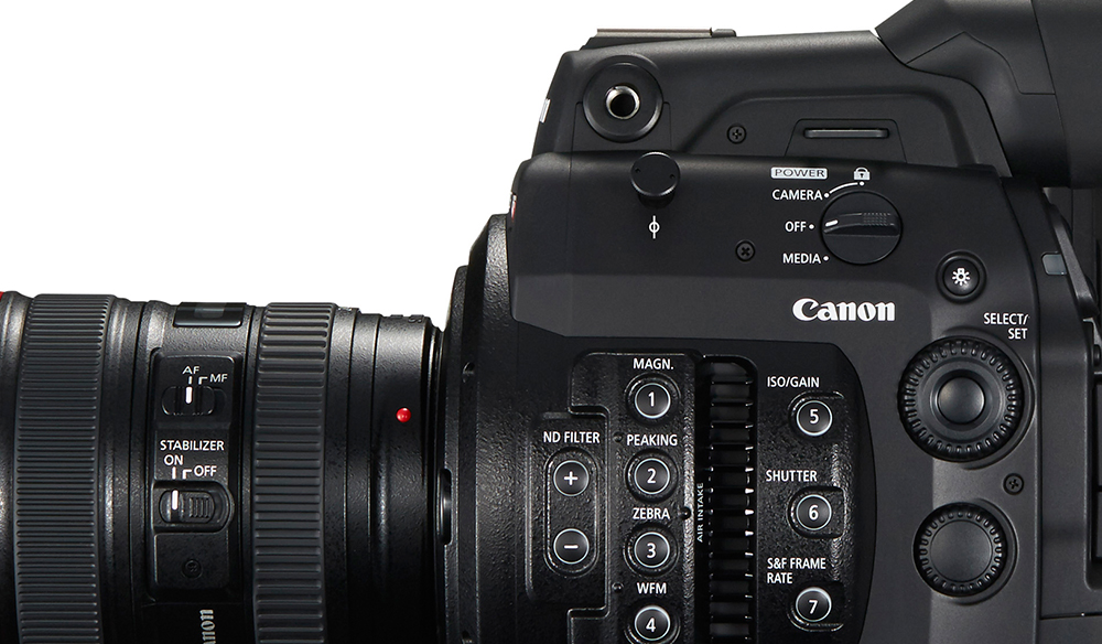 Canon C300 Mark II: 15 Stops of Dynamic Range and More