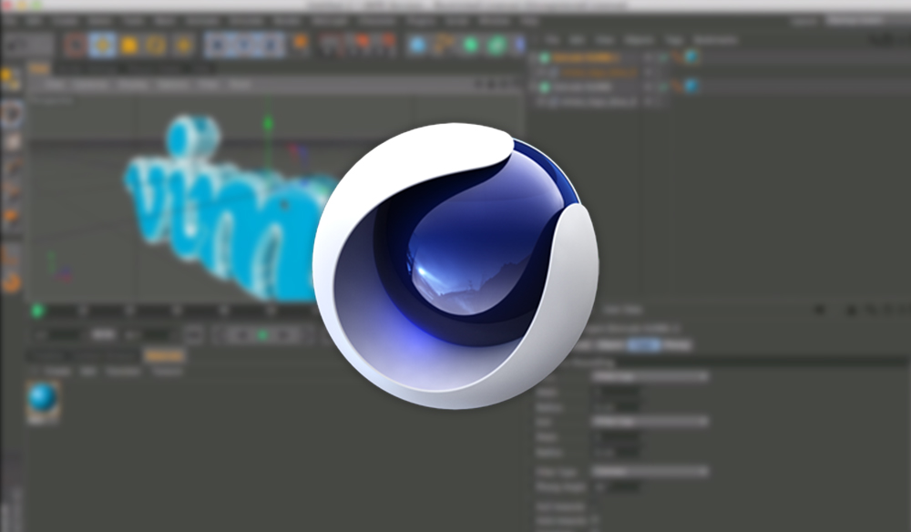 Cinema 4D Title Animation Cover Image