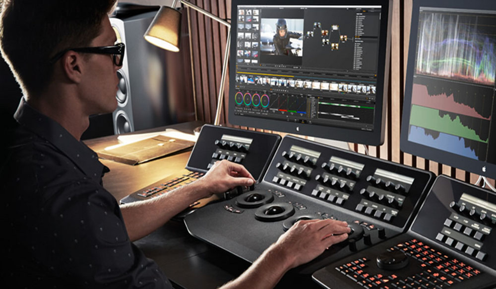 5 Reasons to Get a Color Grading Control Surface