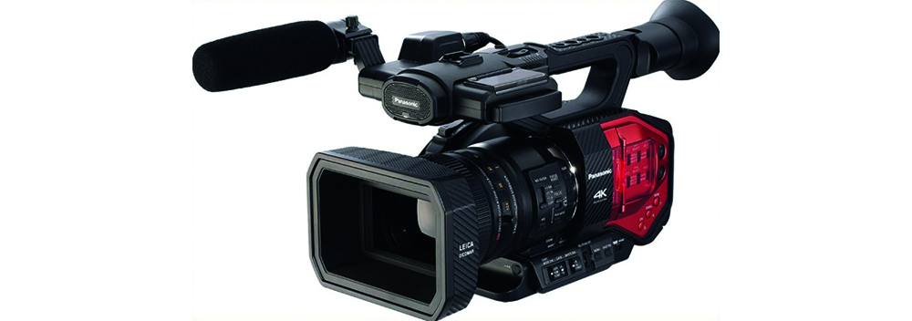 DVX200 Product Shot