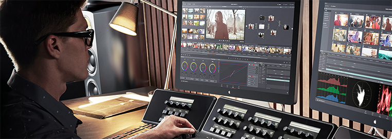 Video Editing Articles: DaVinci Resolve 12