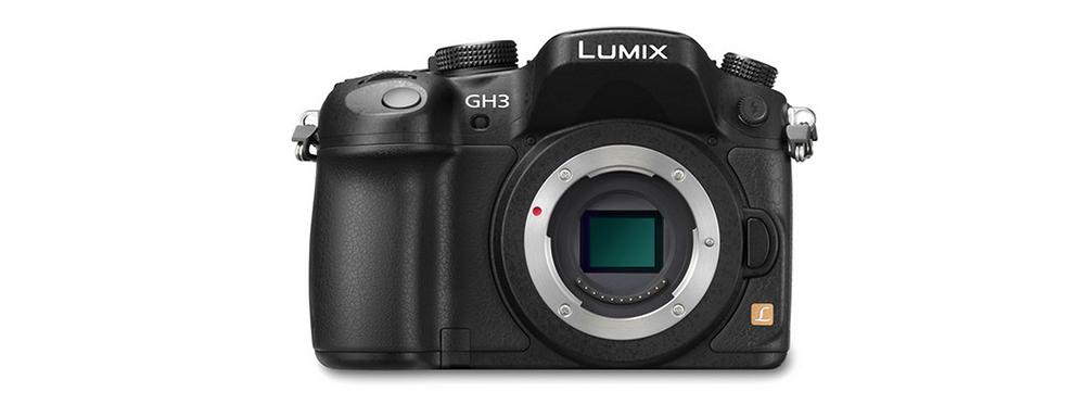 Filmmaking Cameras: Panasonic GH3