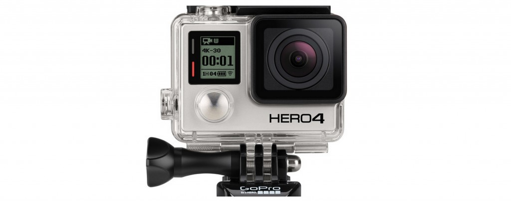 Filmmaking Cameras: GoPro Hero 4 Black