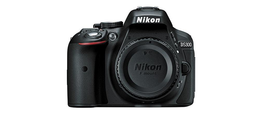 Filmmaking Cameras: Nikon D5300