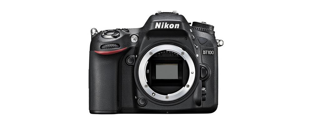 Filmmaking Cameras: Nikon D7100