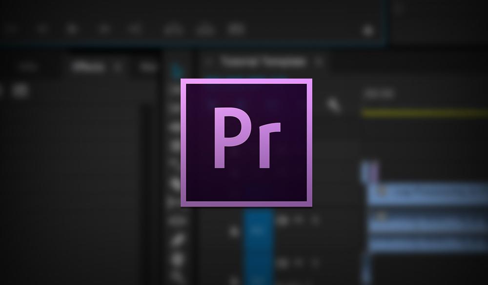 Premiere Pro Default Cover Image