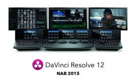 Blackmagic Announces DaVinci Resolve 12