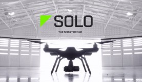 The 3DR Solo Smart Drone: So Easy a Monkey Can Use It