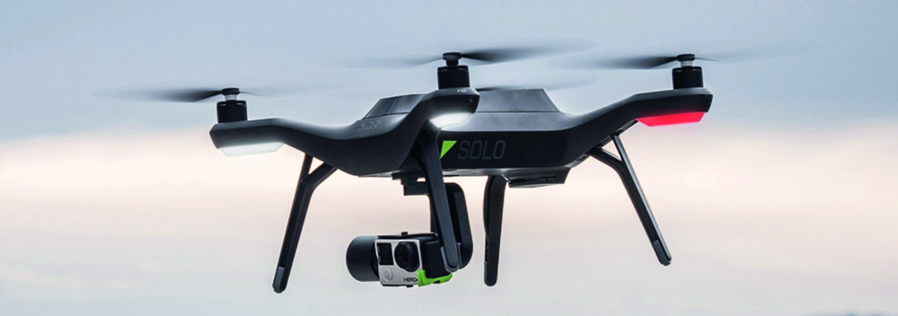 NAB 2015 Roundup: Solo Smart Drone