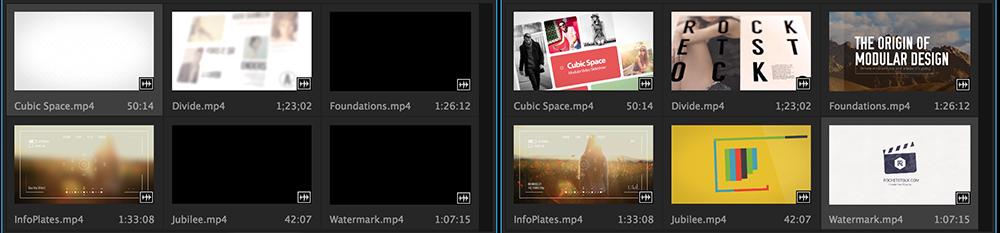 Thumbnail Examples