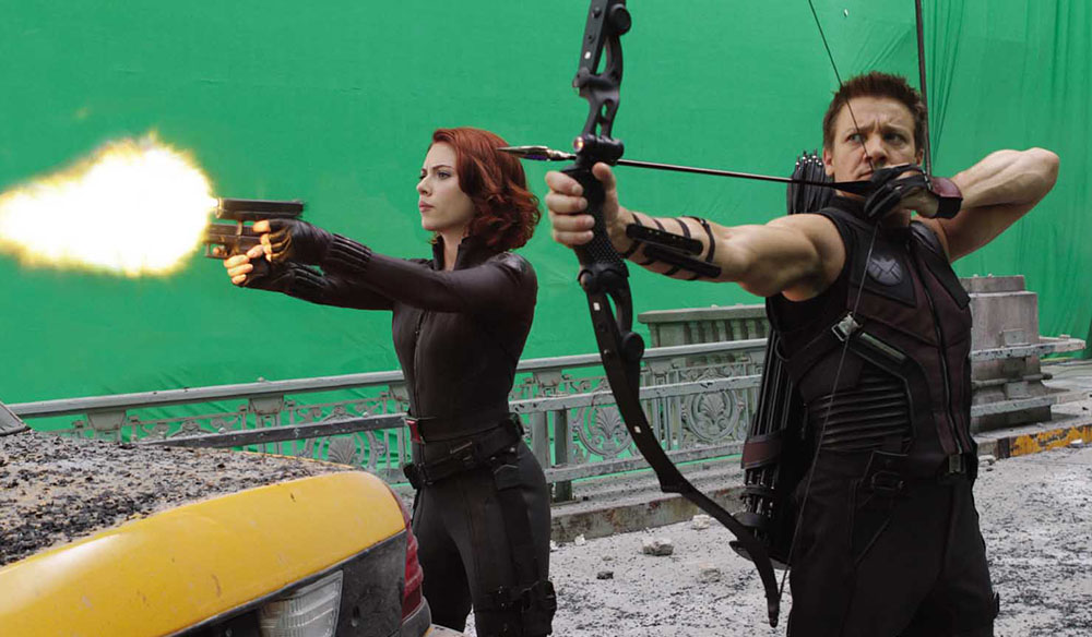 The Avengers: VFX Roundup