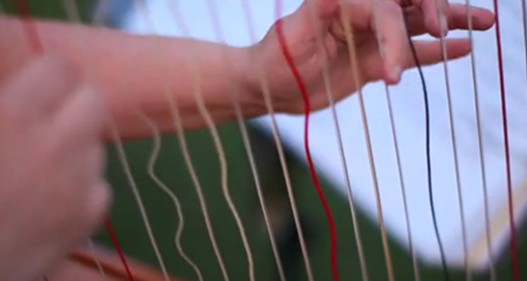 Rolling Shutter Strings