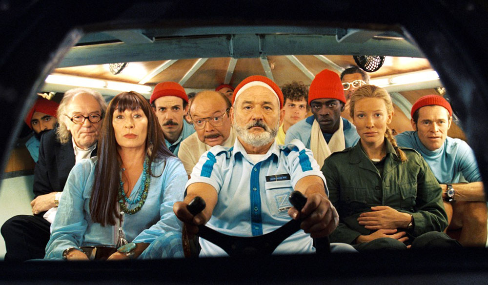 Roundup: The Quirky Themes of Wes Anderson