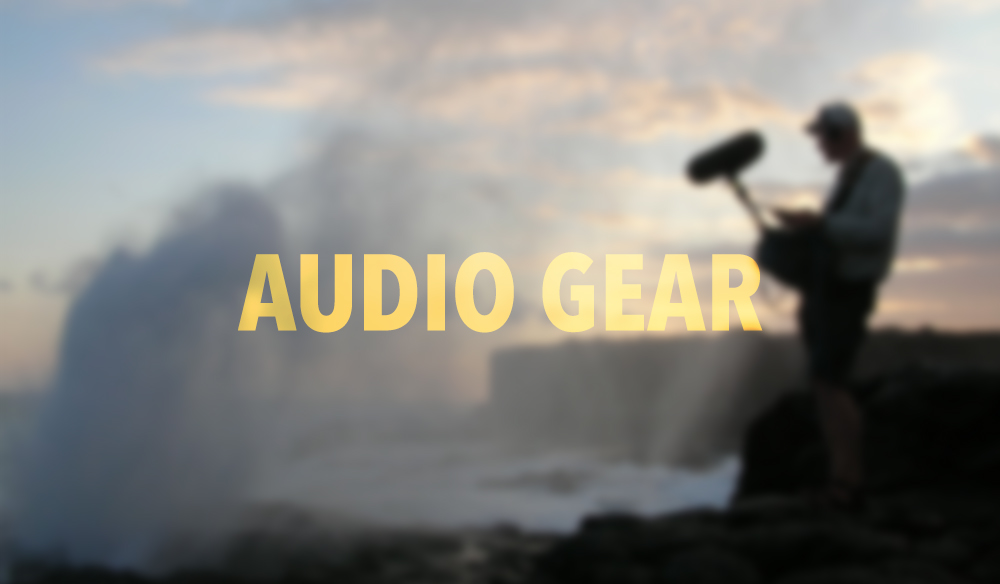 Audio Gear Cover