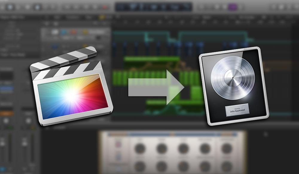 How to Integrate FCPX Into Logic Pro X