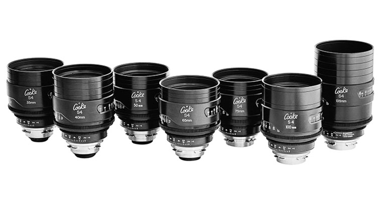 Real Cinema Lenses: Cooke S4 Lens