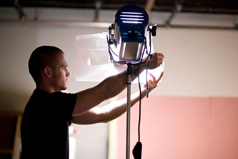 one light cinematography