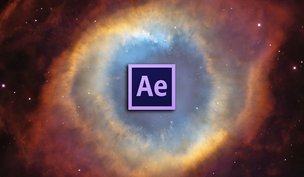 Nebula in After Effects Cover