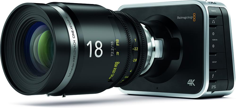 Blackmagic Production Camera 4D