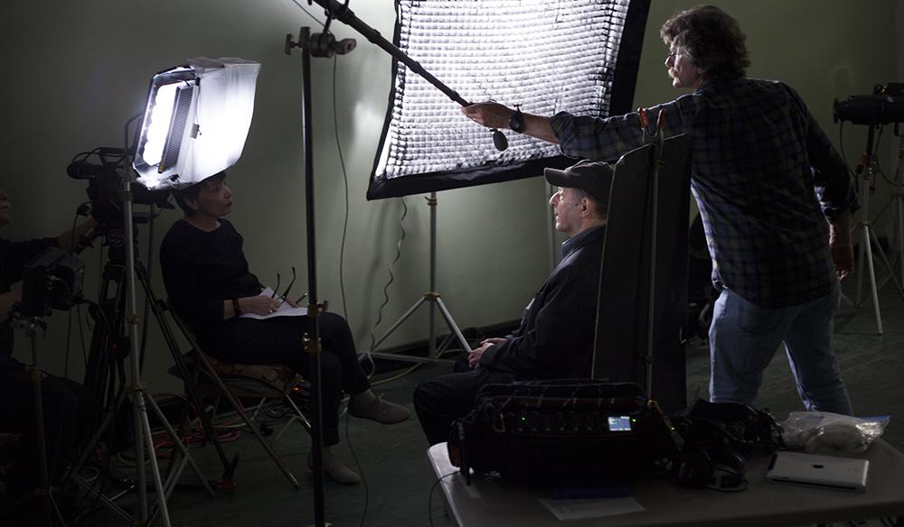 Documentary Crew Cover Image