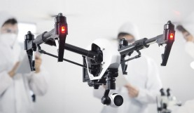 How to Calibrate the DJI Inspire 1 Drone