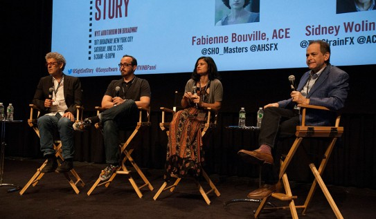 Insights from Several Top Television Editors
