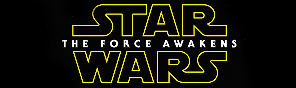 The Force Awakens Titles