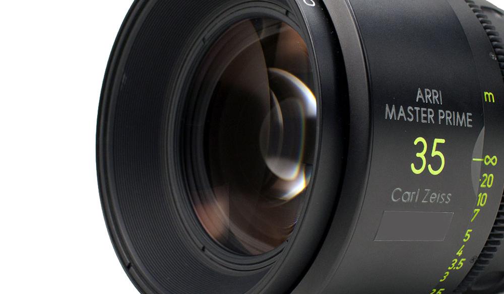 Lens Test - Zeiss Master Prime Cover