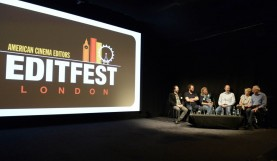 How To Become a Video Editor: Advice from EditFest London 2015