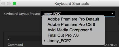 custom keyboard presets