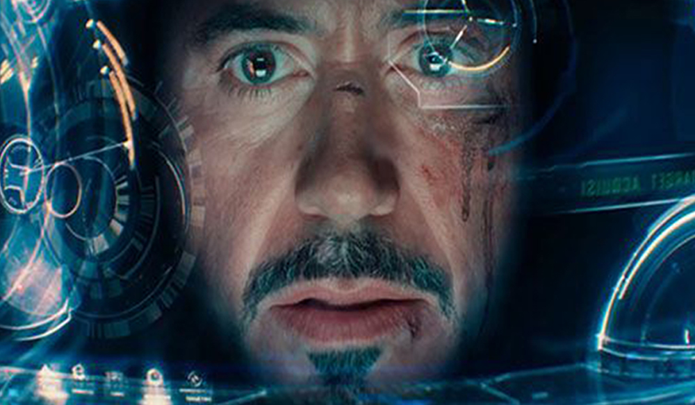 Iron Man Hud POV Cover