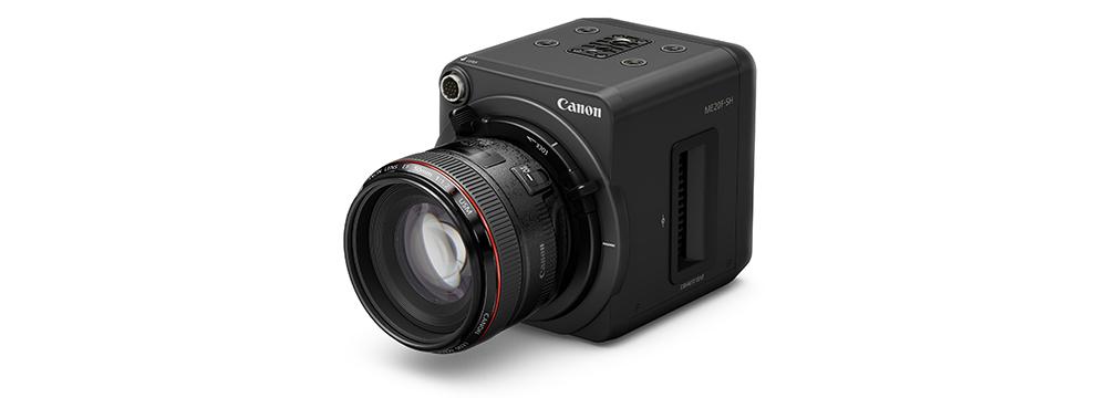 New Canon Camera