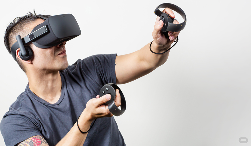 Controlling Drone Cameras with the Oculus Rift