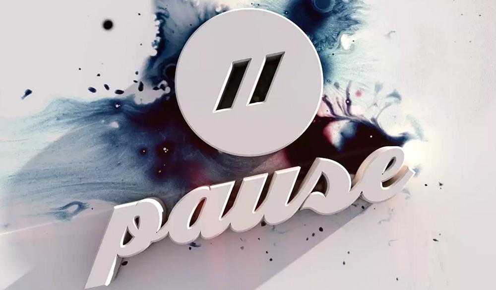 Pause Image