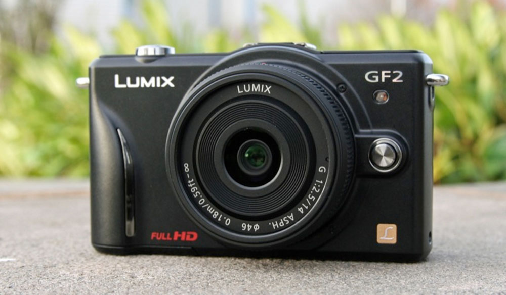 Lumix GF2 Camera Cover