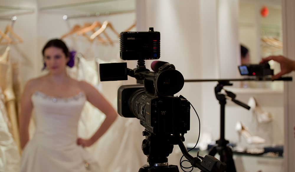 Wedding Video Marketing Feature