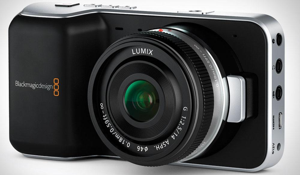 Building a $100 Cinema Camera: Blackmagic Pocket Cinema Camera