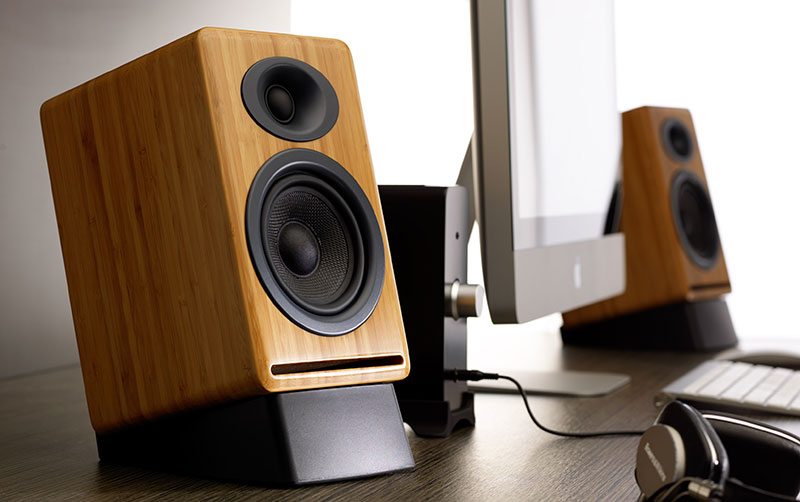 Video Editing Speaker Stands