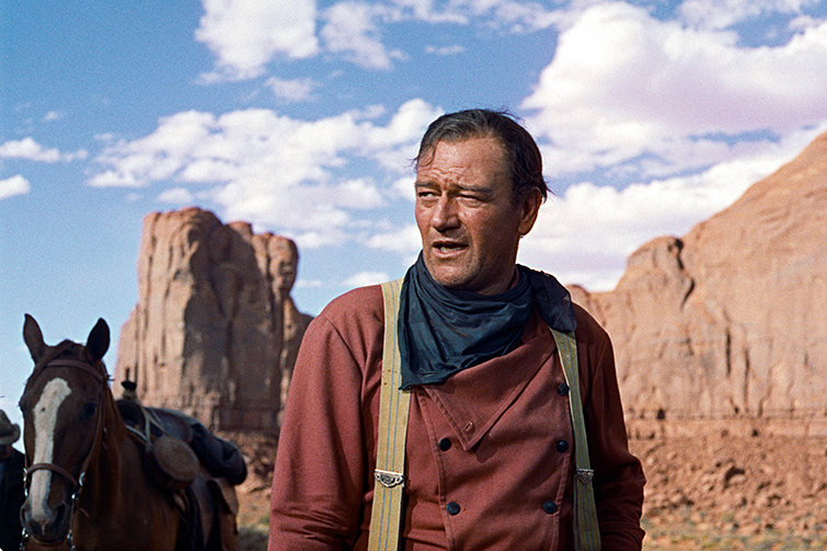 7 Standard Filmmaking Shots Every Cinematographer Must Know: JOHN WAYNE