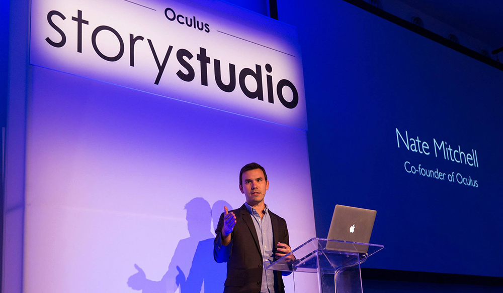 Leading a Revolution: Studios Producing Virtual Reality Films