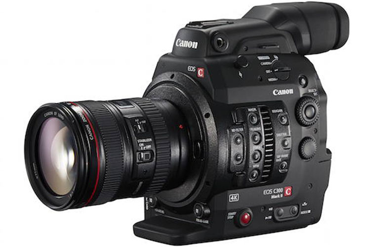 3 Low-light Cameras For Every Budget Range: Canon C300 Mark II