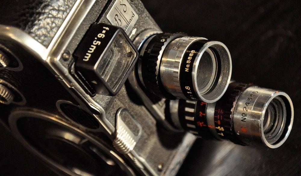 vintage lens cover