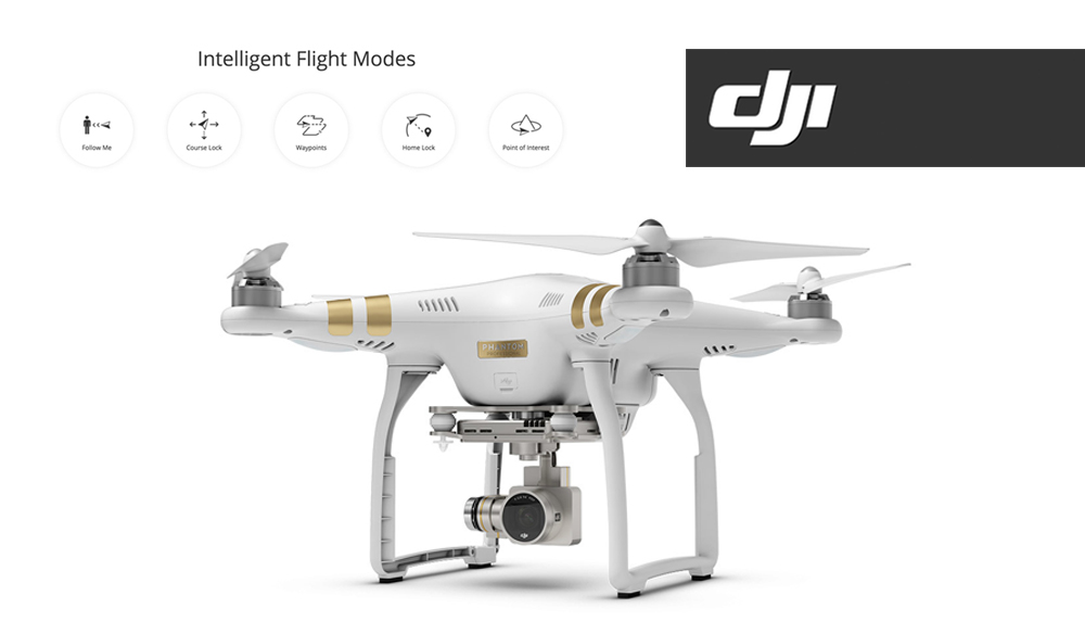DJI Drones Can Now Fly on Their Own and More Major Updates