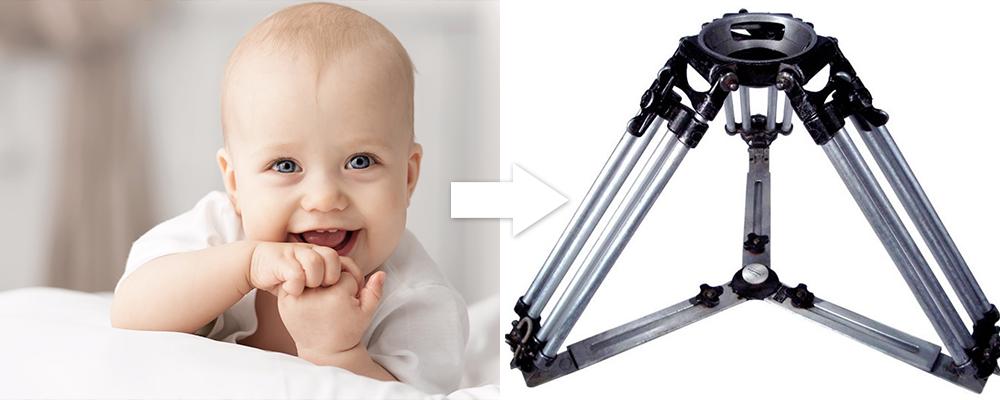 Tripod Baby