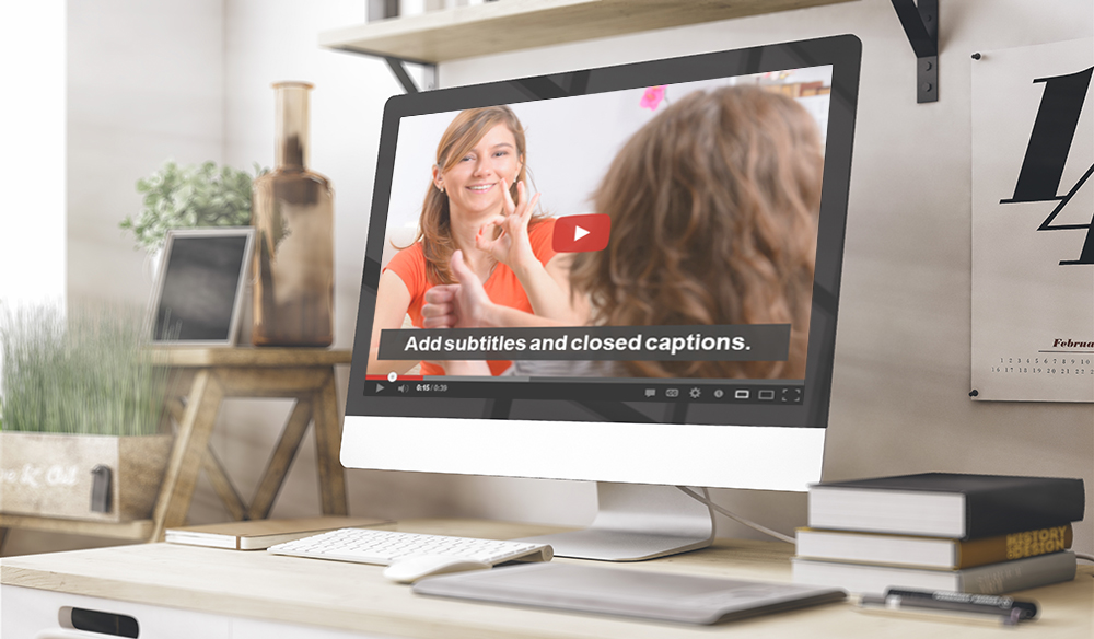 How to add subtitles to youtube videos ccuart Image collections