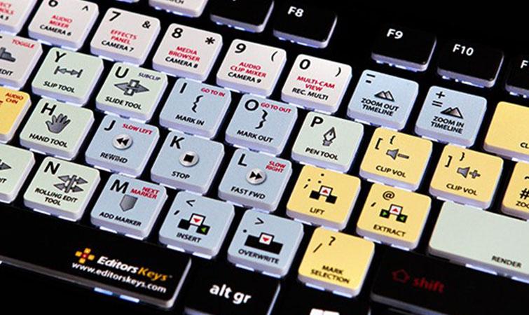 editor keys coverage